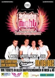 Saturday Night Fever Clubtour pres. by The Mansion & Kronehit