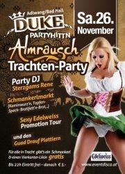 Almrausch Party