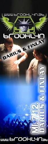 Darius & Finlay live in the Mix@Brooklyn