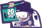 20 Years Of HipHop - Closing Party & 90ies Madness!!@The Loft