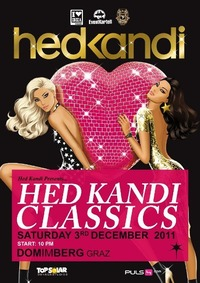 hed kandi - worlds most famous houseclub!@Dom im Berg