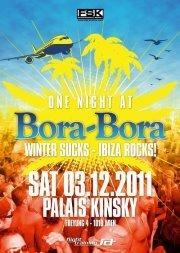 """""""One Night @ Bora Bora"""" @Klub im Palais Kinsky"""
