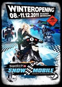Swatch Snow Mobile 2011@Snowarena