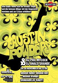 Austin Powders@Orange