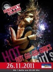 Hot Go-Go Girls@Derby Stodl