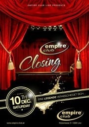 Empire Club Closing