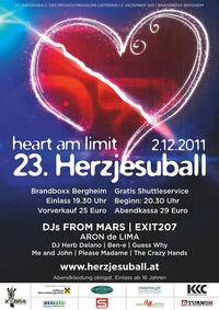 23. Herzjesuball - Heart am Limit@Brandboxx
