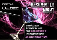 Resident DJ Night