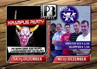 Krampus Party@Disco P3