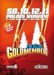 PhilsClub - Goldmember@Klub im Palais Kinsky