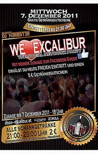 We love Excalibur