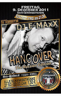 Hangover The Russian Edition