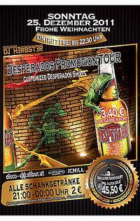 Desperados Promo Tour