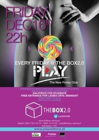 Play! - Be my lollipop - sweet and long lasting@The Box 2.0