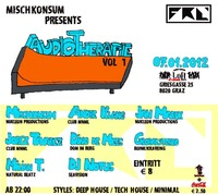 Audiotherapie Vol.1@Loft Graz