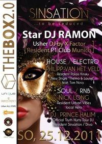 Sinsation - to be seduced@The Box 2.0