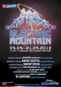 Electric Mountain Festival - DJ Kid Chris@Funzone Giggijoch