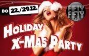 Happy Holiday X-MAS Party