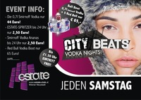 City Beats Vodka Nights@Club Estate