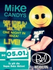 Mike Candys Live@Disco Bel