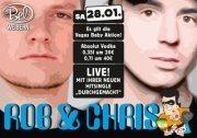 Rob & Chris Live!@Disco Bel