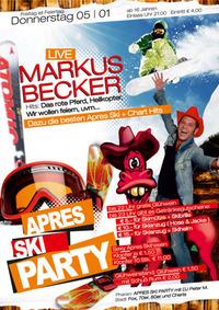 Apres Ski Party mit Markus Becker Live@Nightlight