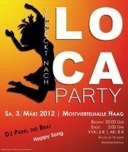 L O C A - verrückt nach Party