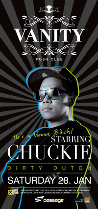 Vanity - The Posh Club pres. DJ Chuckie@Babenberger Passage