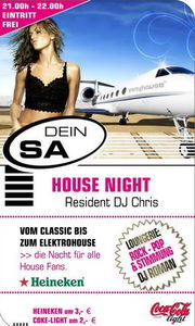 House Night@Partyhouse