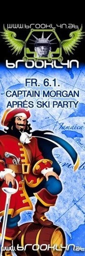 Captain Morgan Aprés Ski Party@Brooklyn
