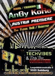 Angy Kore pres. by Techvibes
