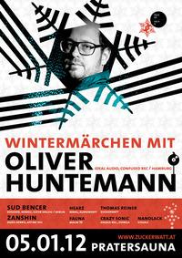 Wintermärchen mit Oliver Huntemann@Pratersauna