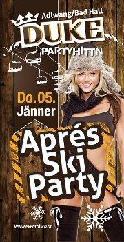 Apres Ski Party@Duke - Eventdisco
