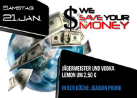 we save YOUR money