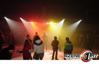 Eisdisco der Traunsee Sharks