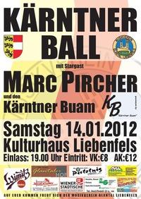 Kärntnerball 2012@Kulturhaus
