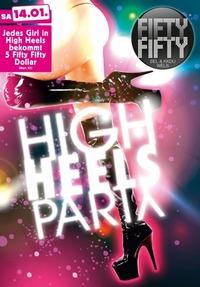 High Heels Facebook Party