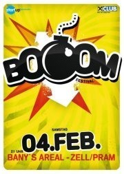 Booom Festival@Banys Event Areal