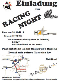 Racing Night
