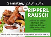 2ter Ripperl Rausch