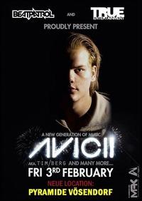 Avicii & Friends Ersatzprogramm @ Club Alpha@Alpha