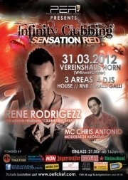 Infinity Clubbing - Sensation Red