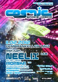 Cosmic goes Linz mit Neelix@Cembran