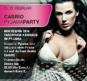 Cabrio Pyjama Party@Cabrio