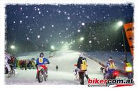 SnowSpeedHill Race 2012 - M.&S. Petz/ H. Ecker@Skipiste Eberschwang