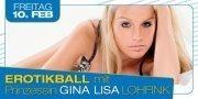 Erotikball mit Prinzessin Gina Lisa@Evers
