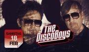 The disco boys@Lusthouse