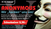 "Anonymous - Wir ""hacken"" uns um..."