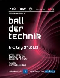 Ball der Technik Graz 2012