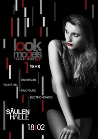 Look Models Clubbing - 1 Year Anniversary